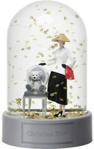 Christian Dior Snow Globe Rare Vip GIFT.