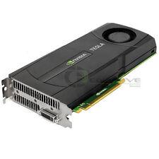 NVIDIA/Dell Tesla c2075 6gb GDDR 5 PCIe x16 Server Prozessierungsmodul GPU m44nw