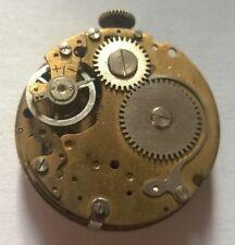 MVT Baumgartner 666 + cadran et aiguilles  pour pièces/réparation