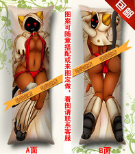 GAme Dakimakura Pillow Case  BLAZBLUE Taokaka  2 way