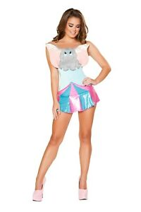 NEW sexy ROMA disney ANIMATED characters ROMPER BODYSUIT halloween PARTY costume