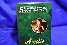 Amelie Dvd 2-Disc Set Widescreen