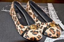 Michael Kors - Girl's Shoe - Fulton Gia Flat - Size 3