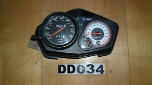 Speedometer(Speedo)/Clocks/Dash/Instruments  Assembly from Honda CBF125 #DD034
