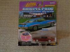 "1971 PONTIAC GTO ""JUDGE""  #3      1998 JOHNNY LIGHTNING MUSCLE CARS U.S.A.  1:64"