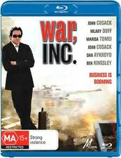 War, Inc.  - BLU-RAY - NEW Region B