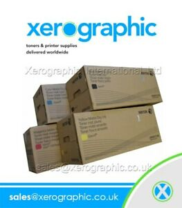 Xerox iGen 150 / iGen4 Genuine CYMK Matte Dry Ink Toner Cartridge