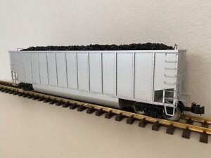 AML G421-00 :: Unlettered Silver Bethgon II Coal Porter 1:29 / 45mm G-Scale