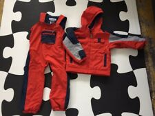 Boys Columbia Snow/ski Suit (2piece) Buga Set 4T 4 YEARS