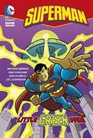 Little Green Men (Superman Chapter Books) By Matthew K Manning