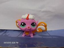 Littlest Pet Shop Pink Fairy with Blue Eyes #2835