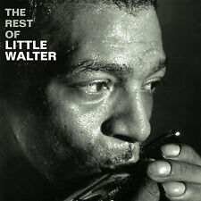 Little Walter – The Rest Of Little Walter CD