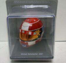 CASCO HELMET MICHAEL SCHUMACHER USA GP 2001 1/5 SPARK EDITIONS