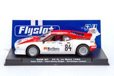 Flyslot Fly 051102 BMW M1 #84 MARLBORO / 24h Le Mans 1980 / H-J Stuck / BNIB
