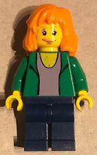 Genuine Lego Marvel Superheroes Spider-Man spd008 Mary Jane 2 Vintage Minifigure