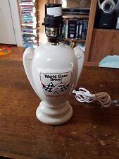 Mark Martin #6 NASCAR Lamp