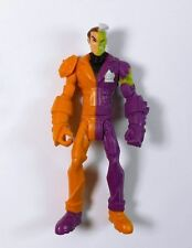 "DC Two Face Batman Super Hero 3.75"" Figure Toy Loose Child Boy ZX204"