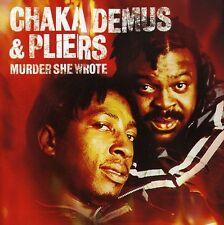 Chaka Demus, Chaka Demus & Pliers - Murder She Wrote [New CD] UK - Import