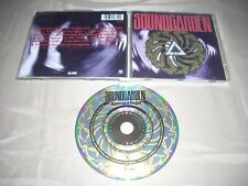 "SOUNDGARDEN ""BADMOTORFINGER"" (1991) A&M RECORDS CD GERMANY/395 374-2"