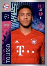 Champions League 19 20 2019 2020 Sticker 92 Corentin Tolisso FC Bayern München