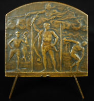 Medal Reward Sportive Non-Attributed to 1900 Effortless Physical Health Medal