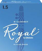 D'Addario Royal (Rico) Clarinet Reed Bb (B - Flat) 1.5