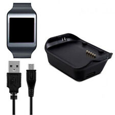 Smartwatch Charging Dock Charger Adapter/Cable For Samsung Galaxy Gear 2 R381~