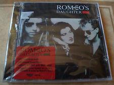 Romeo's Daughter - Romeos Daughter (REMASTERED NEW SEALED CD 2008) BONUS TRACKS