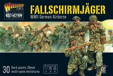 1/56 SCALA 28MM-FALLSCHIRMJAGER TEDESCO AIRBORNE-BOLT ACTION-WARLORD GAMES