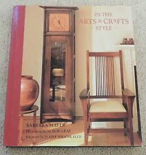 ARTS & CRAFTS decorating in the STYLE large HARDBACK many photos interior design