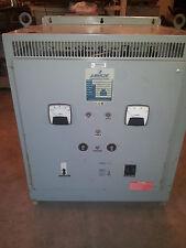 LaMARCHE A11B-25-130v-B1 240v 35amp 56-60 CELL BATTERY FORKLIFT CHARGER SOLAR