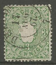 Timbres d'Europe verts