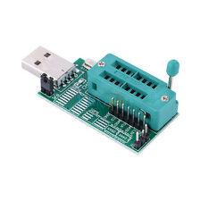 24 25 serie EEPROM del BIOS Flash Programmatore USB con Software e Driver