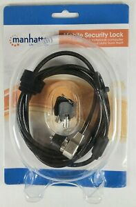 MANHATTAN Mobile Security Lock (440240) NEW