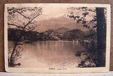 Ivrea - Lago Sirio [piccola, b/n, viaggiata]
