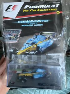Renault R25  F1 Collection 1/43 Fernando Alonso 2005