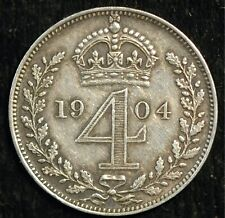 More details for maundy fourpence groat 1902 edward vii (t13)