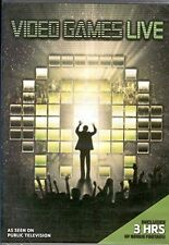 Video Games Live: Includes 3 HRS of Bonus Footage (DVD) Ships within 12 hours!!!