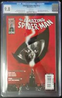 Amazing Spider-Man #612 Marvel Comic CGC 9.8 White Pages Electro/Mad Thinker App
