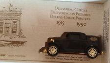Diecast Car from bank Dyersville, Iowa
