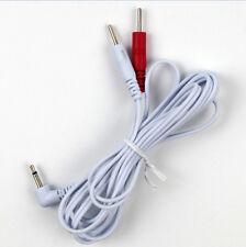 2in1 Reizstrom Elektroden Kabel 2,5mm (Pin) | EMS / TENS / E-STIM / ESTIM