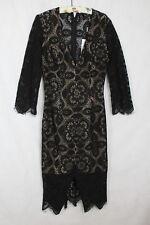 Bardot Lace Dress Kleid Abendkleid Cocktailkleid Abschlussball Gr.32/34,neu