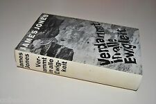 █ James Jones VERDAMMT IN ALLE EWIGKEIT Buchgemeinschafts-Ausgabe █