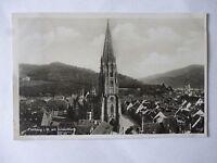 Ansichtskarte Freiburg i. B. mit Schloßkirche 1930 (Nr.564)