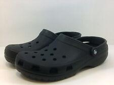 Crocs Men's Shoes sdpxdf Slippers, Black, Size 11.0 UQ0R