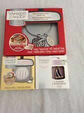 Yankee candle Charming Scents Starter Kit 'Sparkling Cinnamon & Vanilla Cupcake'