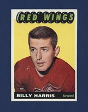 1965-66 TOPPS #53 BILLY HARRIS (NMMT) Detroit Red Wings !!