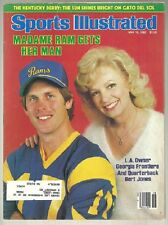1982 Sports Illustrated New York Yankees Boston Celtics L.A. Rams Kentucky Derby