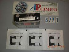 43260 SERIE FASCE PISTONI (RINGS) FIAT REGATA-NUOVA RITMO-UNO 1696/1697/1929cc