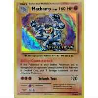 Machamp 59/108 Pre Release Holo - Evolutions - Englisch NM/Mint